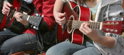 guitar classes in group lessons